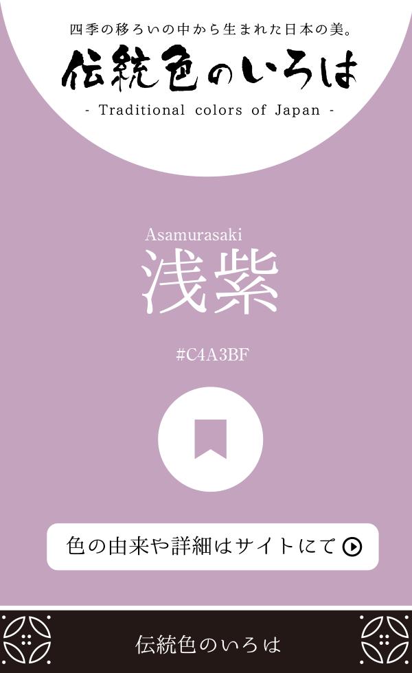 浅紫(Asamurasaki)