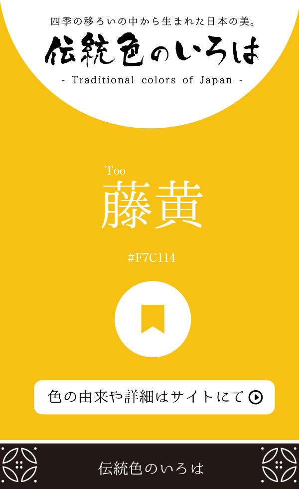 藤黄(Too)