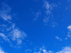 紺碧(こんぺき)とは?:伝統色のいろは