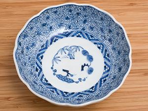 古伊万里の鉢